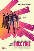Free Fire - Australian Movie Poster (xs thumbnail)