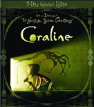 Coraline - Blu-Ray movie cover (xs thumbnail)