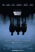 Mystic River - Italian Movie Poster (xs thumbnail)