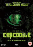 Crocodile - British DVD cover (xs thumbnail)