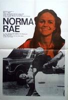 Norma Rae - Romanian Movie Poster (xs thumbnail)