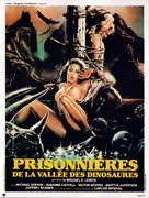 Nudo e selvaggio - French Movie Poster (xs thumbnail)