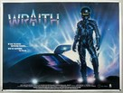 The Wraith - British Movie Poster (xs thumbnail)