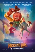 Missing Link - British Movie Poster (xs thumbnail)