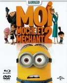 Despicable Me 2 - French Blu-Ray cover (xs thumbnail)