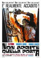 The Texas Chain Saw Massacre - Italian Movie Poster (xs thumbnail)
