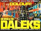 Dr. Who and the Daleks - British Movie Poster (xs thumbnail)