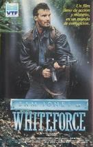 Whiteforce - Spanish Movie Cover (xs thumbnail)