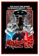 Maniac Cop - Australian Movie Cover (xs thumbnail)
