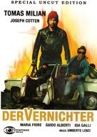 Giustiziere sfida la città, Il - German DVD movie cover (xs thumbnail)