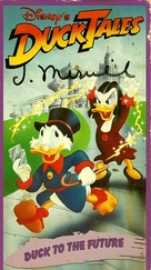"""DuckTales"" - VHS cover (xs thumbnail)"
