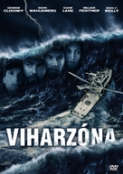 The Perfect Storm - Hungarian Movie Cover (xs thumbnail)
