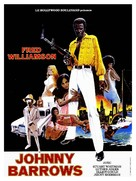 Mean Johnny Barrows - French Movie Poster (xs thumbnail)