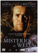 The Reckoning - Spanish Movie Poster (xs thumbnail)