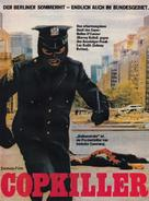Copkiller (l'assassino dei poliziotti) - German Movie Poster (xs thumbnail)