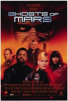 Ghosts Of Mars - Video release movie poster (xs thumbnail)