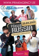 """Nasha Russia"" - Estonian Movie Poster (xs thumbnail)"