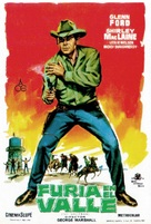 The Sheepman - Spanish Movie Poster (xs thumbnail)