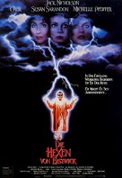The Witches of Eastwick - German Movie Poster (xs thumbnail)