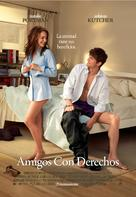 No Strings Attached - Argentinian Movie Poster (xs thumbnail)