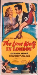 The Lone Wolf in London - Movie Poster (xs thumbnail)