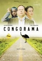 Congorama - Canadian Movie Poster (xs thumbnail)