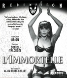 L'immortelle - Blu-Ray cover (xs thumbnail)