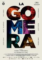 La Gomera - Romanian Movie Poster (xs thumbnail)