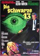 Eye of the Devil - German Movie Poster (xs thumbnail)