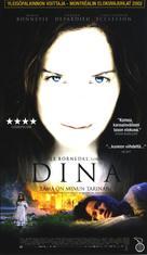 I Am Dina - Finnish poster (xs thumbnail)