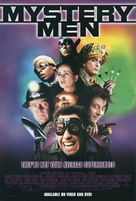 Mystery Men - Video release poster (xs thumbnail)