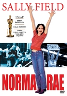 Norma Rae - Finnish Movie Cover (xs thumbnail)