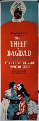 The Thief of Bagdad - British Movie Poster (xs thumbnail)