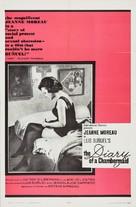 Le journal d'une femme de chambre - Movie Poster (xs thumbnail)