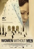 Zanan-e bedun-e mardan - Spanish Movie Poster (xs thumbnail)
