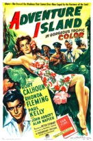 Adventure Island - Movie Poster (xs thumbnail)