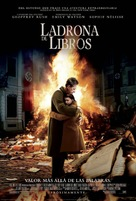 The Book Thief - Mexican Movie Poster (xs thumbnail)