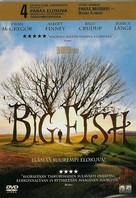 Big Fish - Finnish Movie Cover (xs thumbnail)