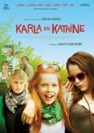 Karla og Katrine - Belgian Movie Poster (xs thumbnail)