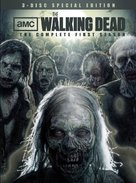 """The Walking Dead"" - DVD cover (xs thumbnail)"
