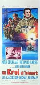 The Heroes of Telemark - Italian Movie Poster (xs thumbnail)