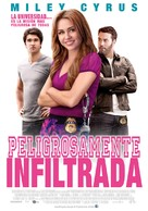 So Undercover - Spanish Movie Poster (xs thumbnail)