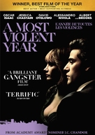 A Most Violent Year - Canadian DVD cover (xs thumbnail)
