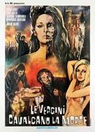 Ceremonia sangrienta - Italian Movie Poster (xs thumbnail)