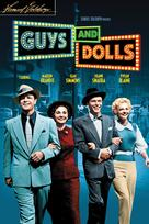 Guys and Dolls - Movie Cover (xs thumbnail)