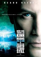 The Day the Earth Stood Still - Vietnamese Movie Poster (xs thumbnail)