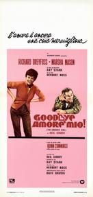 The Goodbye Girl - Italian Movie Poster (xs thumbnail)