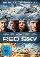 Red Sky - German DVD cover (xs thumbnail)