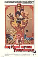 Enter The Dragon - German Movie Poster (xs thumbnail)