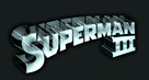 Superman III - Logo (xs thumbnail)
